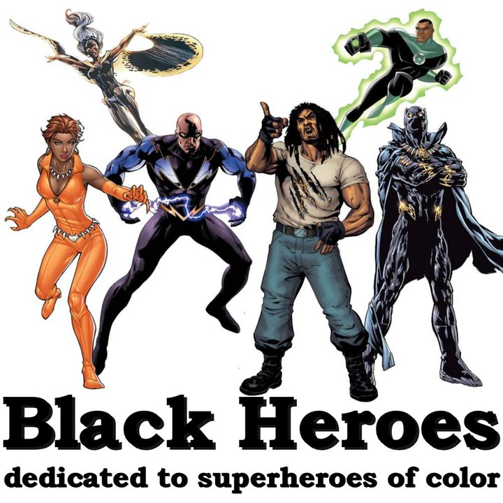 WorldofBlackHeroes Dedicated to Black superhero News Reviews Previews Sales figures Interviews Galleries and the people who bring them to us